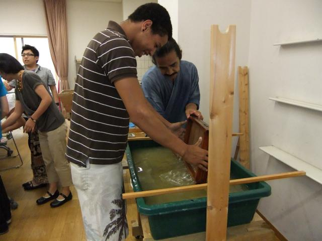 Traditional Japanese Papermaking 2