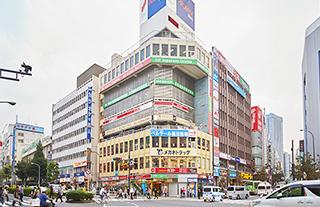 地处交通便利的「学生之街」高田马场